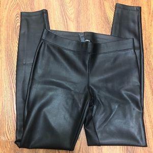 Fake Leather Leggings